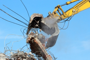 dismantling works singapore